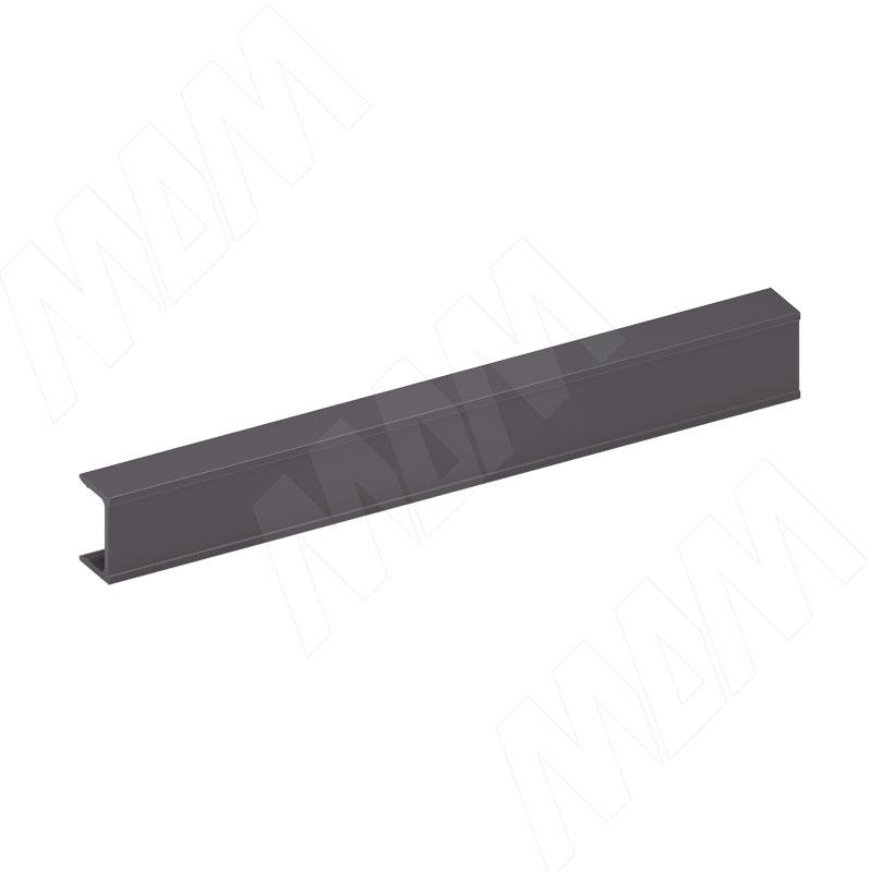 KIARO алюминиевый профиль для механизма, антрацит фото товара 1 - 46205500FV