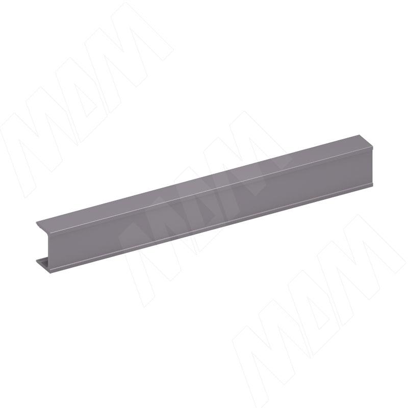 KIARO алюминиевый профиль для механизма, серый (46205500UT)