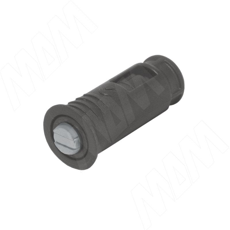 K-LOCK Магнит врезной D10, антрацит (5 50070 10 EE)