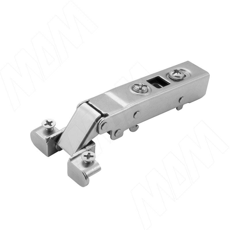HARMONY петля без амортизатора накладная (90/105), для ал. проф., стандартная (51MS410510CS) 4you корпус амортизатора 4шт lst xxl2 gas los243000
