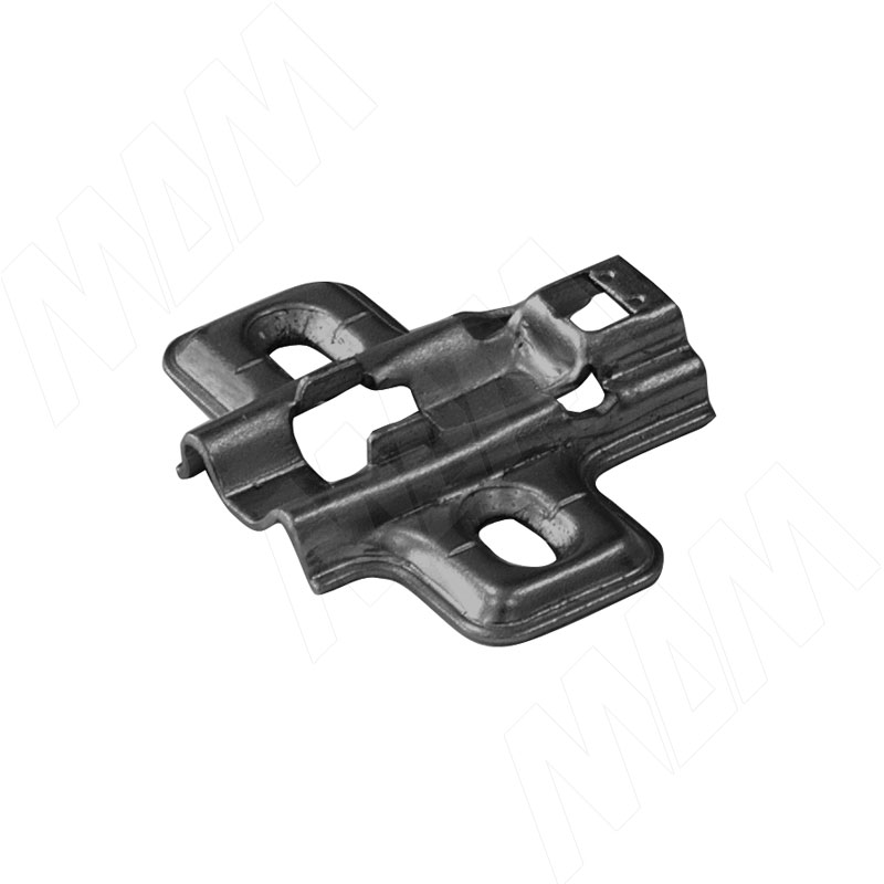 цена на HARMONY площадка установочная под саморезы (0мм), черный никель (525A01M500CBN)