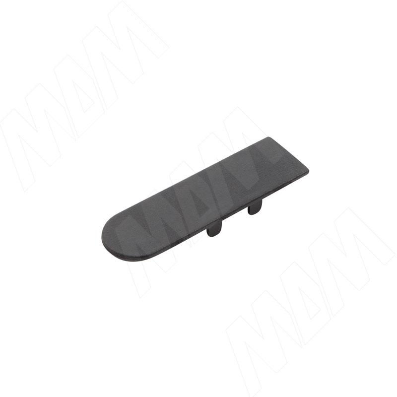 SECRET Заглушка для петли, черная (HH148 BL)