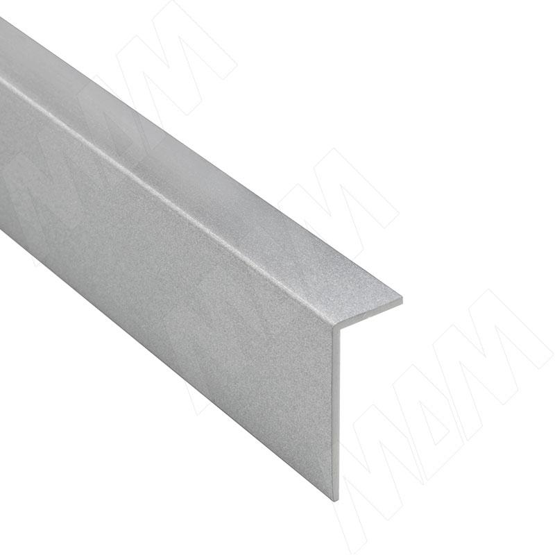 Декоративный карнизный профиль, серебро, L-2600 (2792.416)