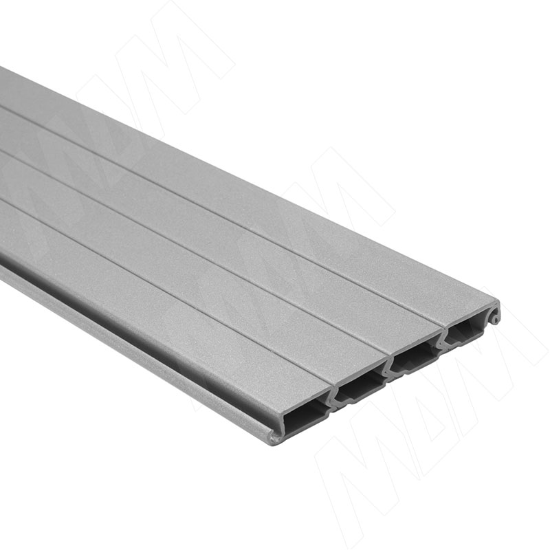 3663 жалюзи, 70 мм (4 ламели), серебро, L-2600 (3663.416)