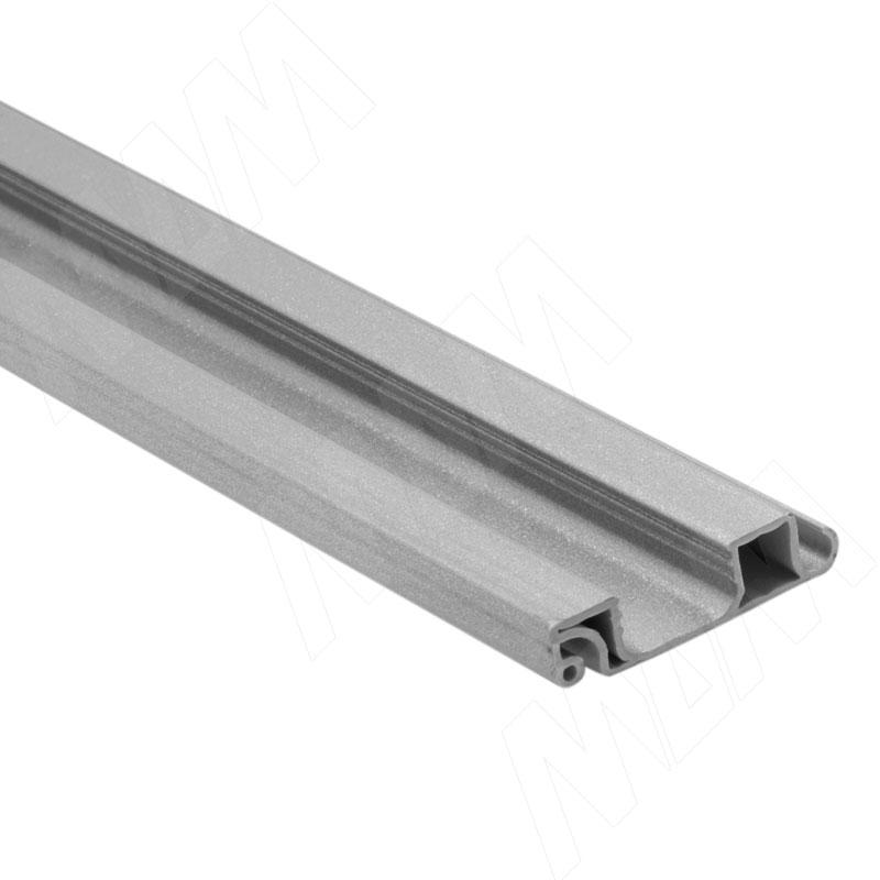 3663 ручка-прорезь, серебро, L-2600 (4180.416)