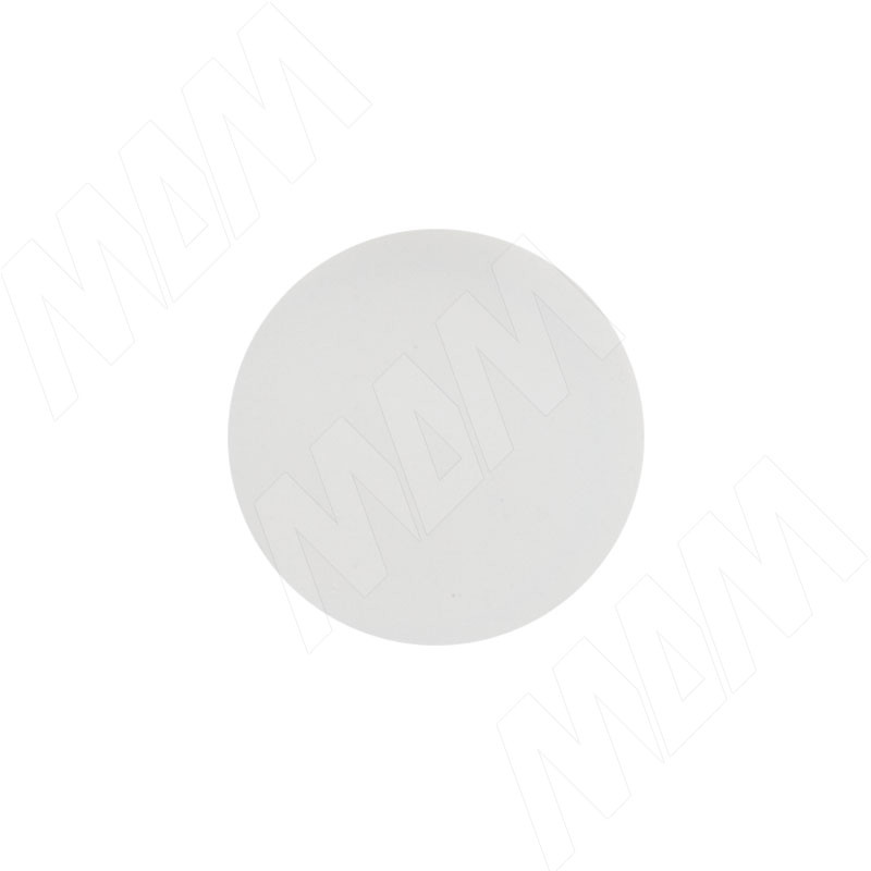 Заглушка самоклеящаяся белый иней, D13 мм (63 шт.) (13.001-HD) цена