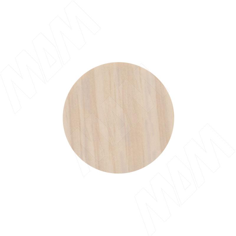 Заглушка самоклеящаяся карамель, D13 мм (63 шт.) (13.004-HM) цена