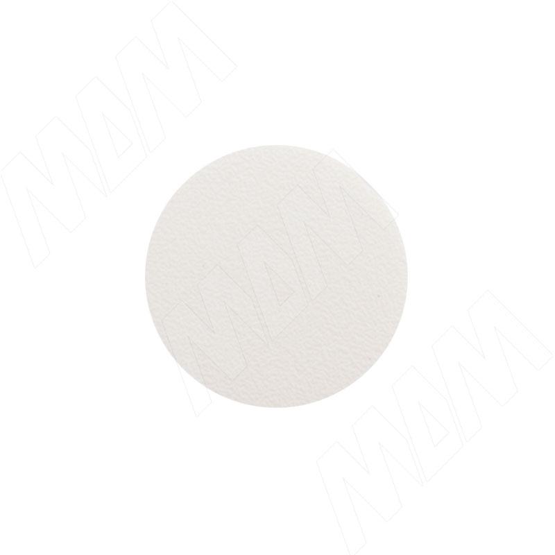 Заглушка самоклеящаяся белый базовый, D13 мм (63 шт.) (13.004-NC) цена