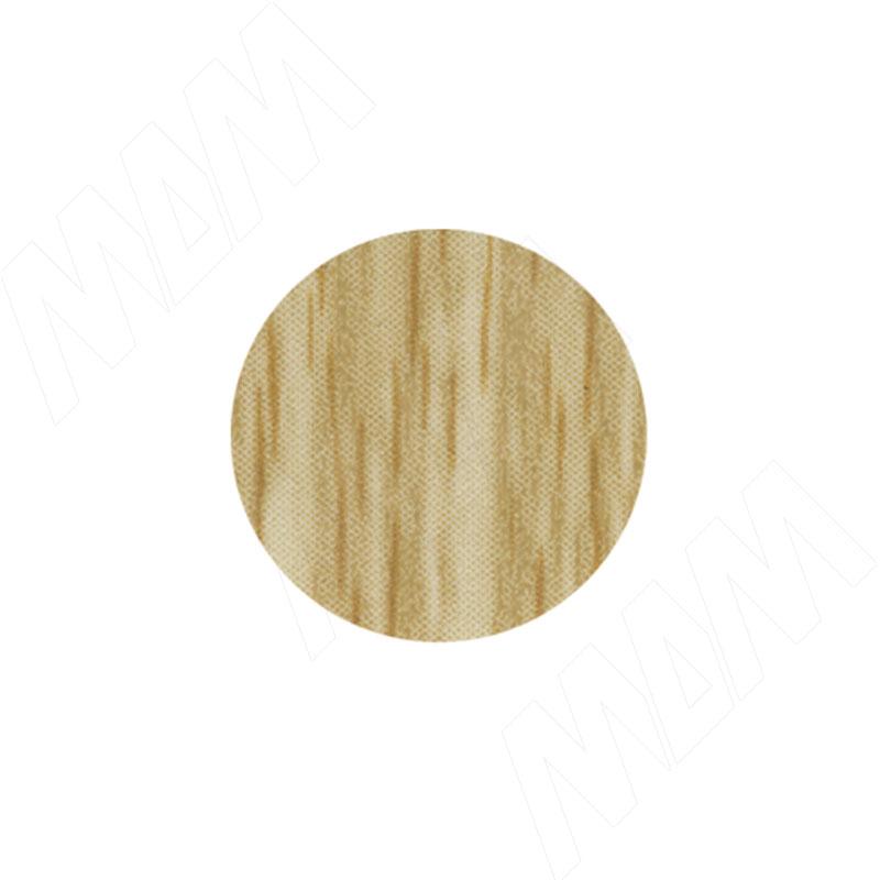 Заглушка самоклеящаяся дуб беленый, D13 мм (63 шт.) (13.006-HM) цена