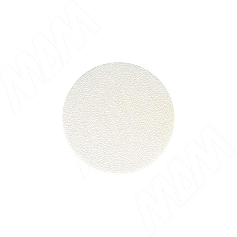 Заглушка самоклеящаяся белая, D13 мм (63 шт.) (13.020-HD) заглушка декоративная 10 шт в упаковке белая
