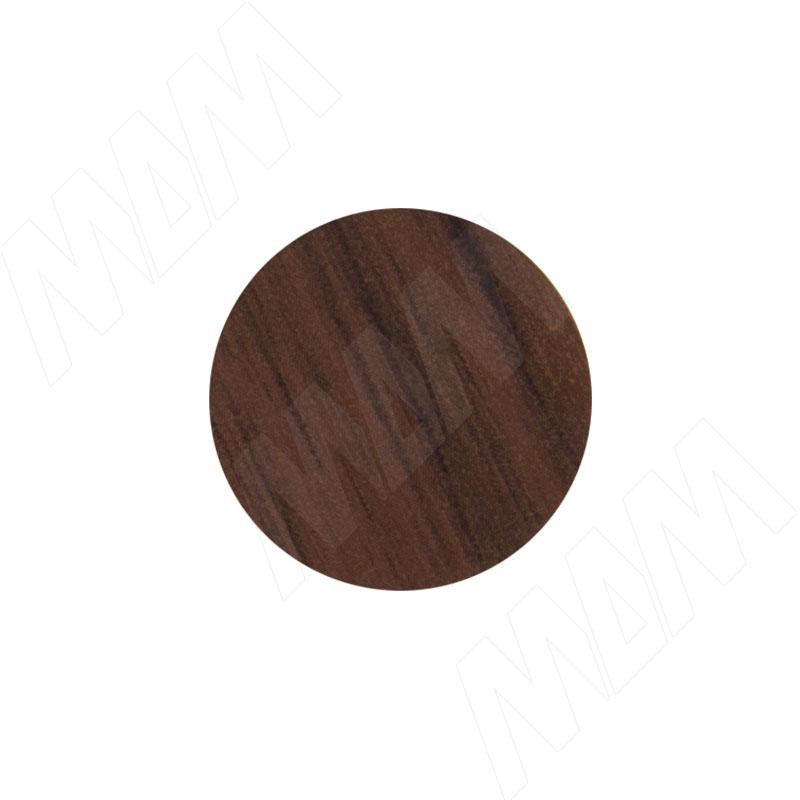 Заглушка самоклеящаяся орех аида табак, D20 мм (18 шт.) (20.049-HM)