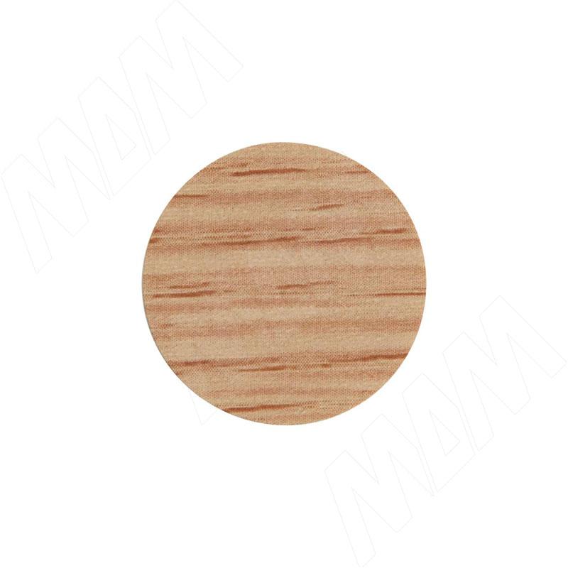 Заглушка самоклеящаяся дуб Корбридж натуральный, D20 мм (18 шт.) фото товара 1 - 20.052-HM