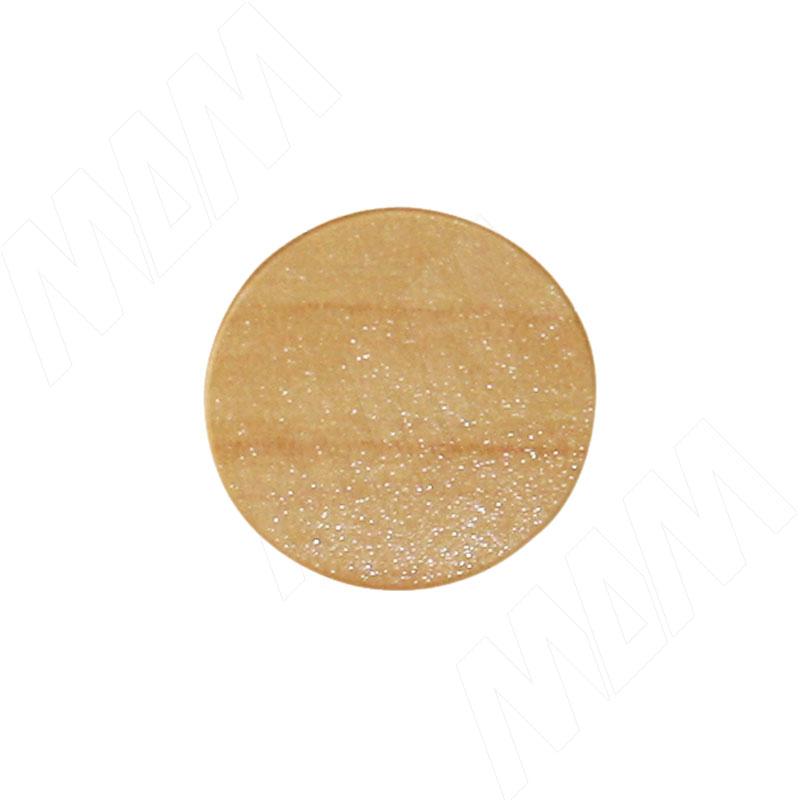 Заглушка самоклеющ. Клен Фьёрд, D13/уп. 20 шт. фото товара 1 - 09.0020.013.50.C01