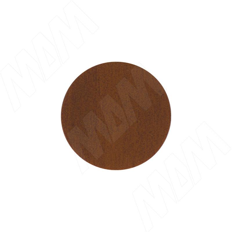 Заглушка самоклеящаяся темная вишня, D13 мм (63 шт.) фото товара 1 - 13.103-HM