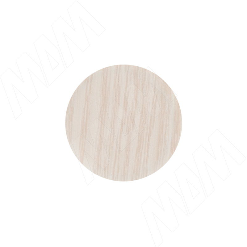 Заглушка самоклеящаяся файнлайн крем, D13 мм (63 шт.) (13.168-HM) цена