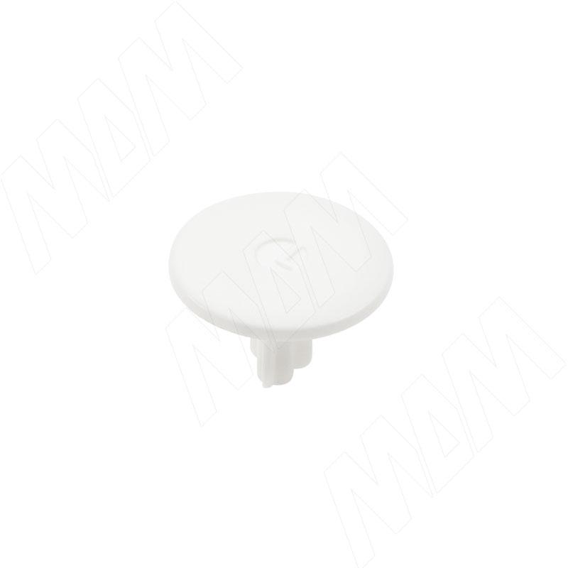 TARGET Заглушка для стяжки J12, белая фото товара 1 - 21894000AB