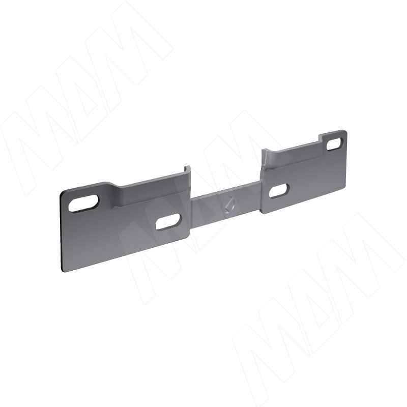 LIBRA WP1 Планка для навесов, сталь (6 34500 10 ZN) libra wp13 планка для навесов для коробов нижнего яруса сталь 63450180zn