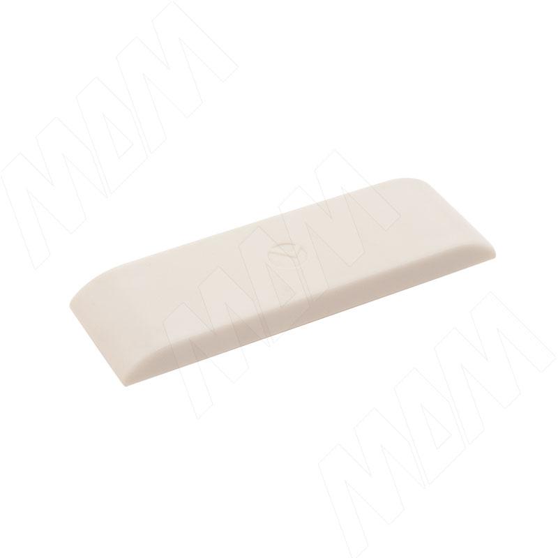 LIBRA CC2 Заглушка для навесов D12, пластик, ваниль (6 34610 10 CP)