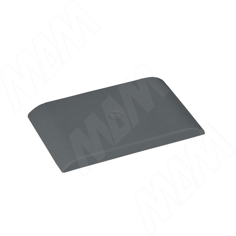 LIBRA CC3 Заглушка для навесов D30, пластик, антрацит (6 34630 10 EE)
