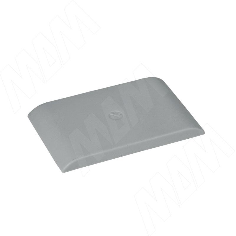 LIBRA CC3 Заглушка для навесов D30, пластик, серая (6 34630 10 GR)