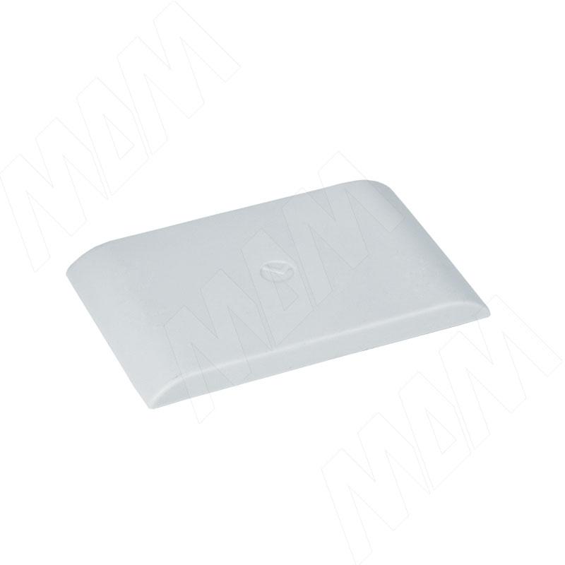 LIBRA CC3 Заглушка для навесов D30, пластик, белая (6 34630 10 WH)