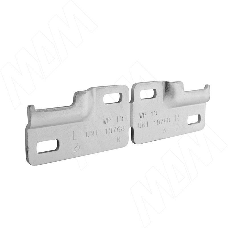 LIBRA WP13 Планка для навесов для коробов нижнего яруса, сталь (63450180ZN)