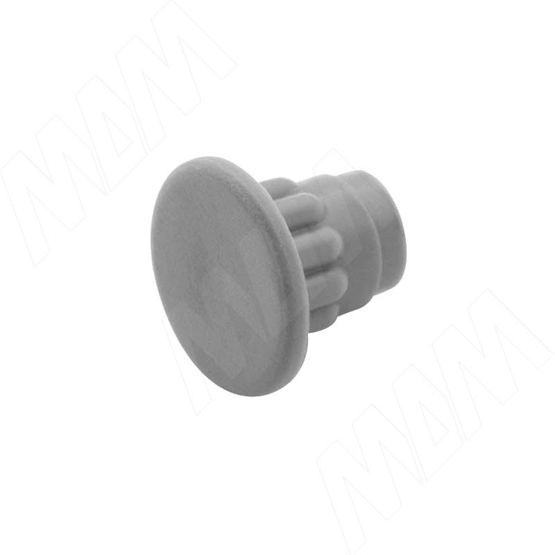 Заглушка для технологических отверстий, графит, D5 мм фото товара 1 - CF01PGR