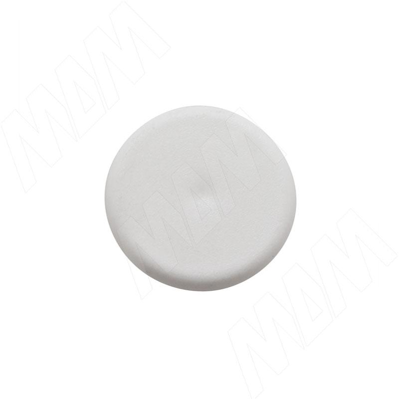Заглушка эксцентрика, белая фото товара 1 - CF04/Н БЕЛЫЙ 1 Н