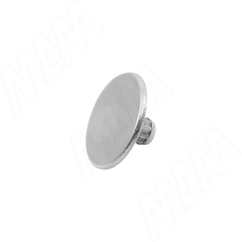 Заглушка металлическая для винта стяжки конической стяжки GR14 (CF17)
