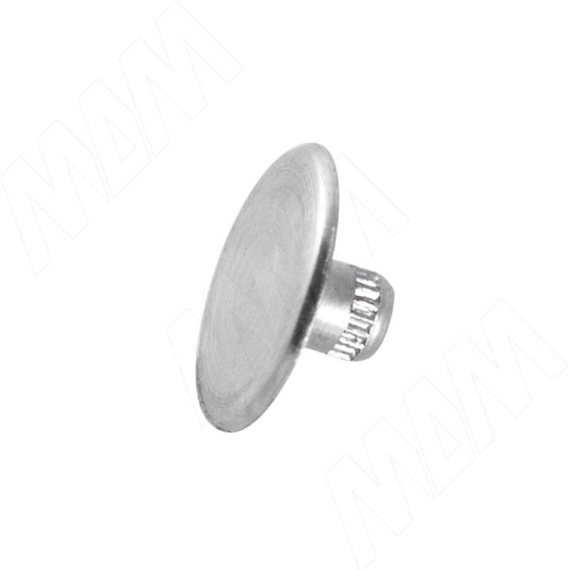 Заглушка стяжки конической BO48, никель (CF48)