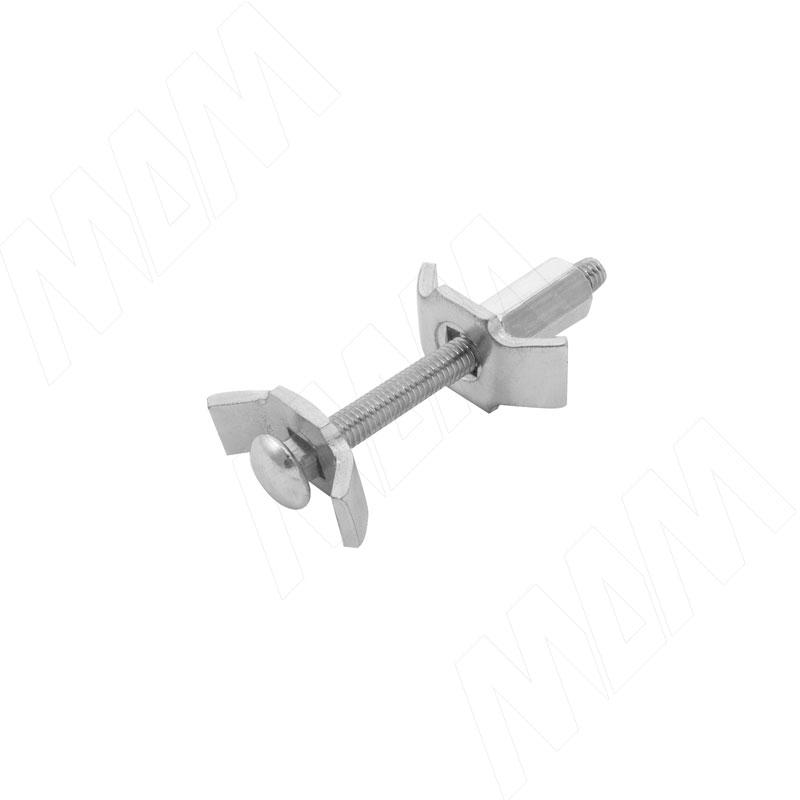 Стяжка для столешницы М6 Х 65 (D35X65 CN)