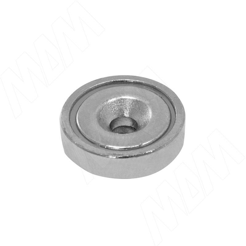 цена на Магнит под саморез, D16 мм (MAG A16)