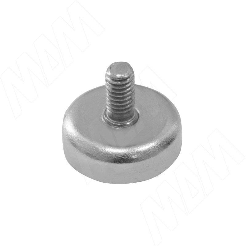цена на Магнит со шпилькой М4, D16 мм (MAG C16)