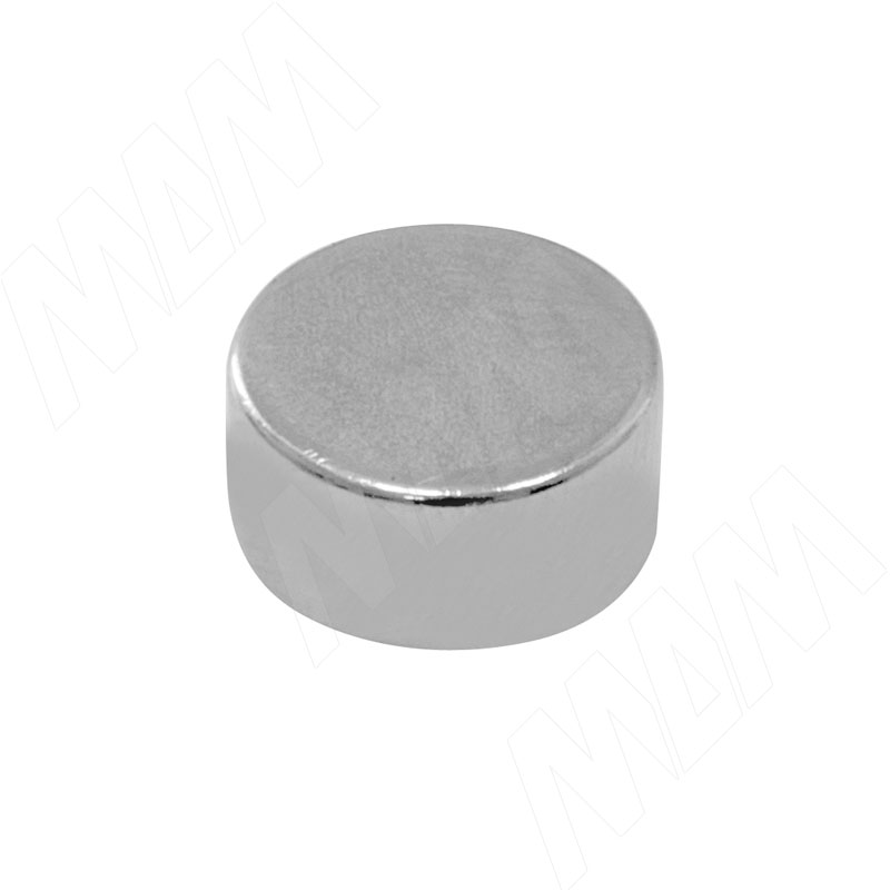 Магнит неодимовый, D10 мм (MAG N33)