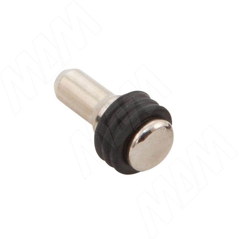 OR Полкодержатель для стеклянных полок, никель (MV05 (3016 106))