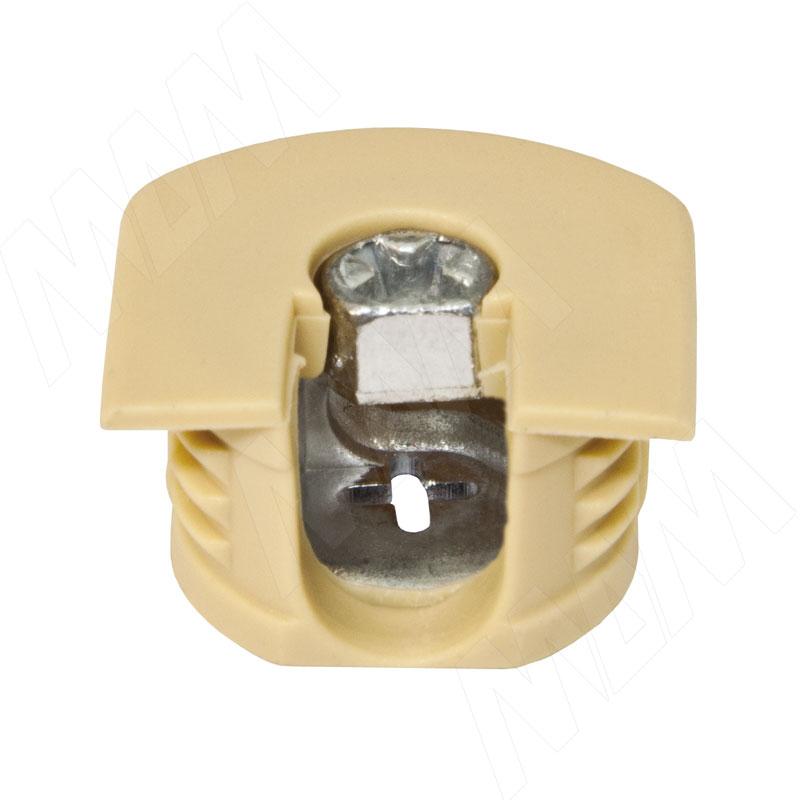 Эксцентрик усиленный в пластиковом корпусе 16 мм, бежевый (SE017) duplicator i3 v2 1 в пластиковом корпусе со стеклом