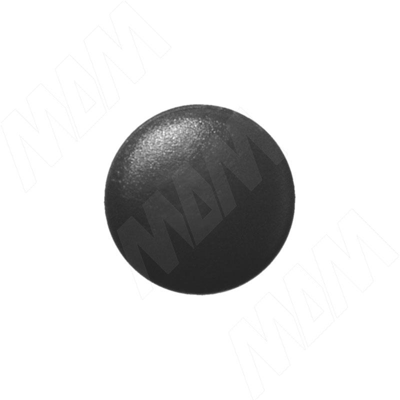 Заглушка для конфирмата S=4, темно-коричневая (S=4/Н Т-КОР. 4 Н)