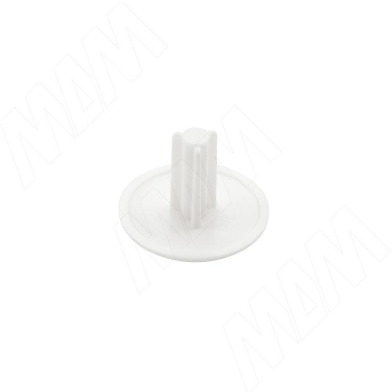 TARGET Заглушка для стяжки J12, белая фото товара 2 - 21894000AB
