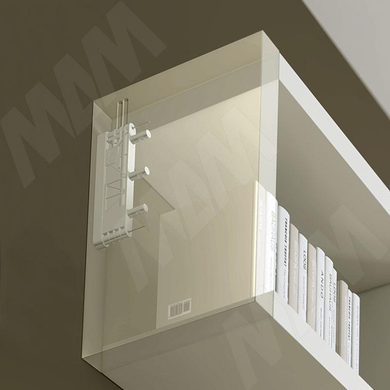 LIKU Скрытый навес универсальный для конструкций без задней стенки фото товара 4 - 6 38010 00
