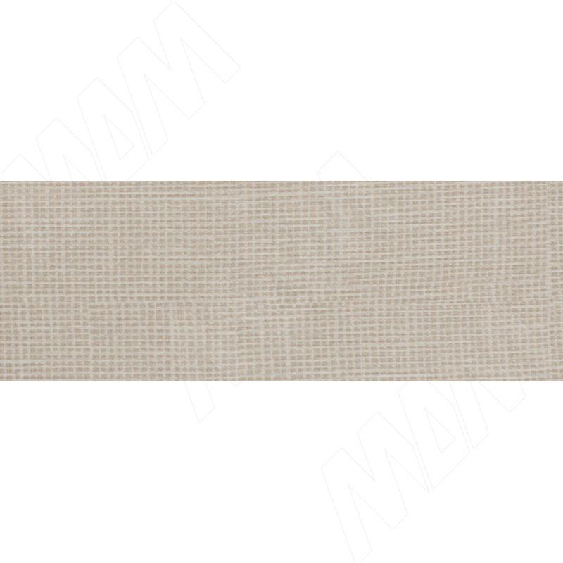Кромка ПВХ Лен бежевый (Egger F425 ST10) (102S 22X0,4)