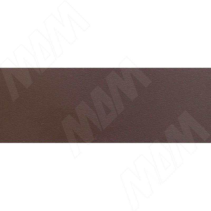 Фото - Кромка ПВХ Темно-коричневый (Egger U818 ST9) (105V 22X1) кромка пвх орех дижон натуральный egger h3734 st9 219s 22x1