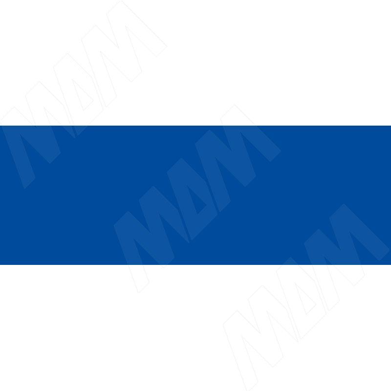 Кромка меламин Синий (2700 32 Х 400 БК)