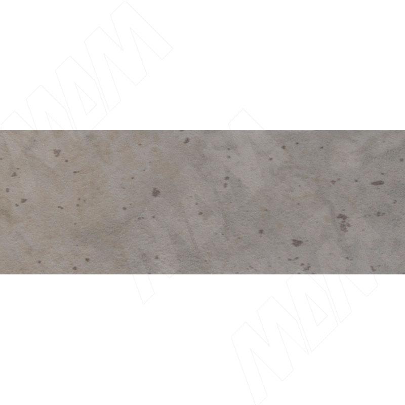 Кромка ПВХ Бетон Чикаго темно-серый (Egger F187 ST9) (405T 19X1) столешница 4100х600х38мм бетон светлый f274 st9