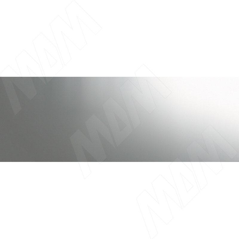 Кромка АБС металлизированная, хром (PML M057 43X1)