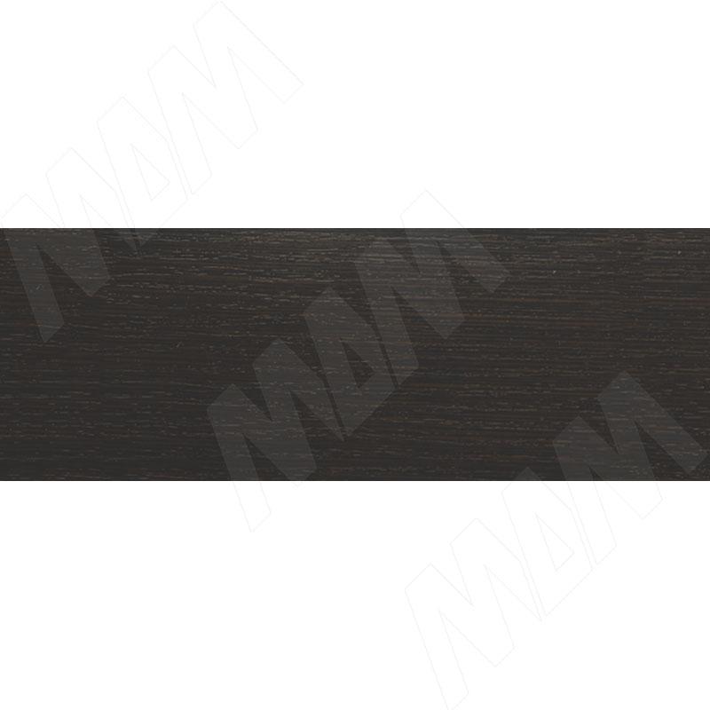 Кромка ПВХ Дуб Венге Темный (P 281M 19X2) кромка пвх дуб кремона p 283m 19x2 30 m