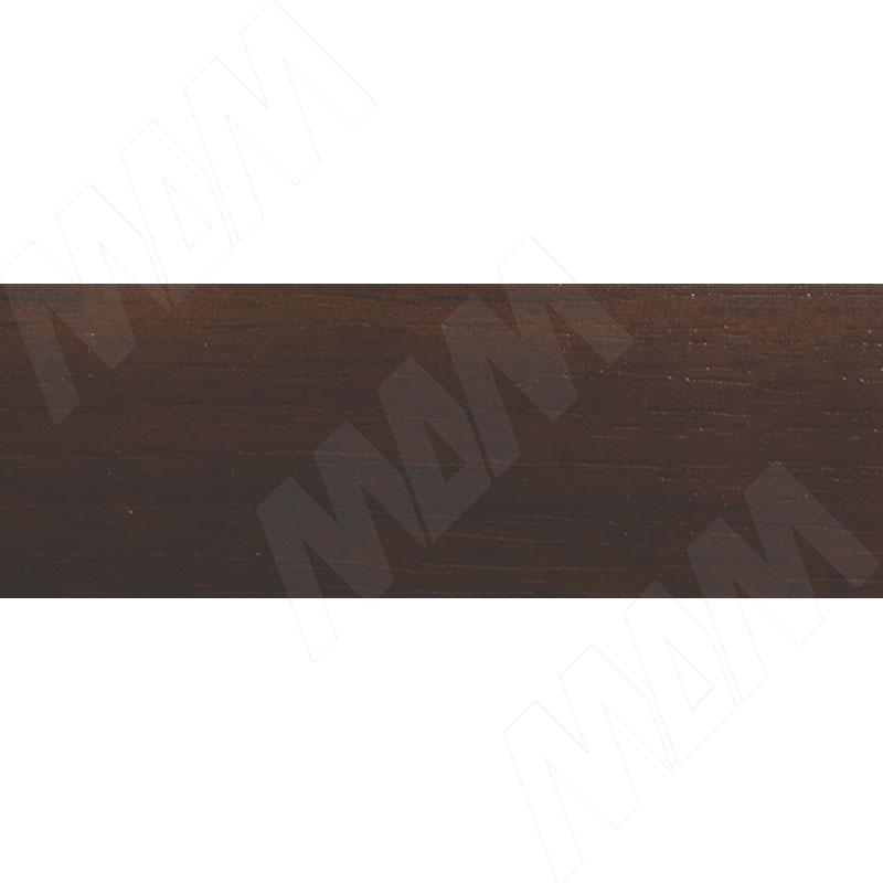 Кромка ПВХ Орех Темный (P 5685 19X2) кромка пвх титан p 5105 19x2 30 m