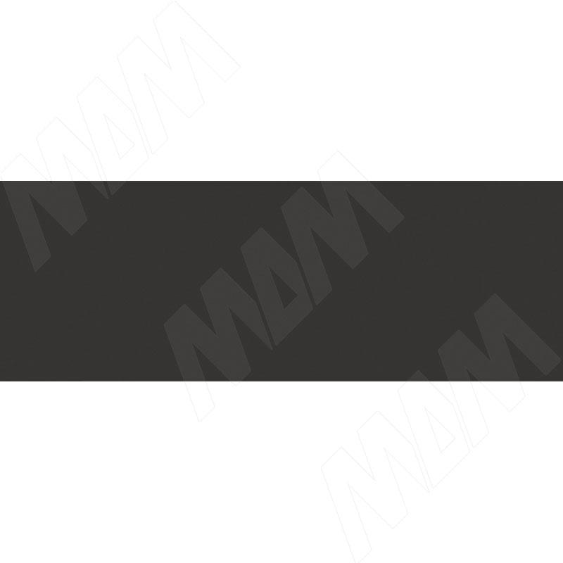 Кромка АБС Чёрный графит глянец Egger U961 (PGL 781L 23X1) цена и фото