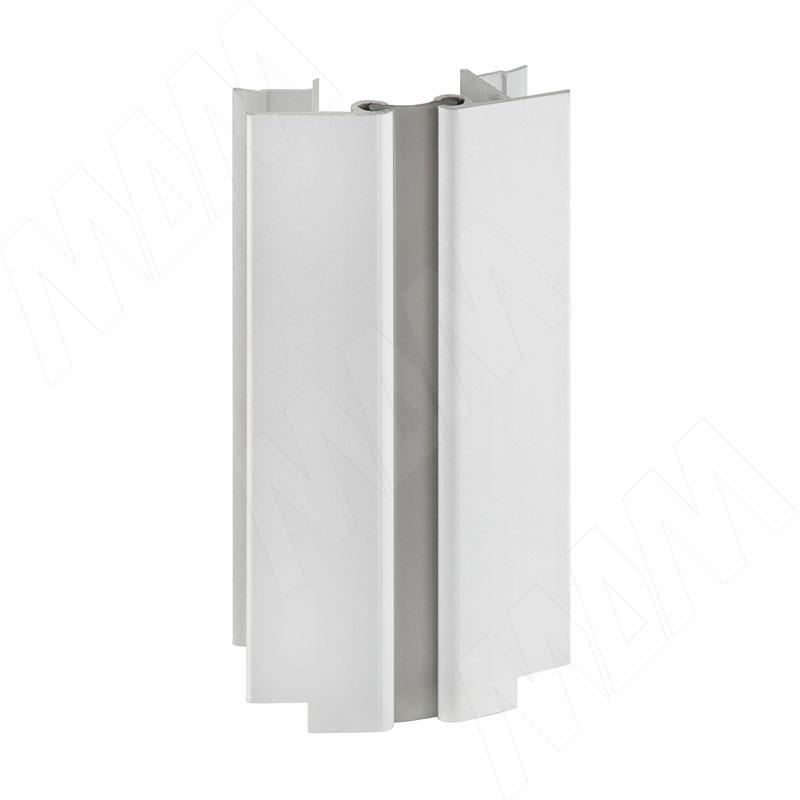 Фото - Мультиуголок алюминиевый (высота 150), алюминий глянцевый (0955.AL.01) мультиуголок алюминиевый высота 150 алюминий глянцевый 0955 al 01