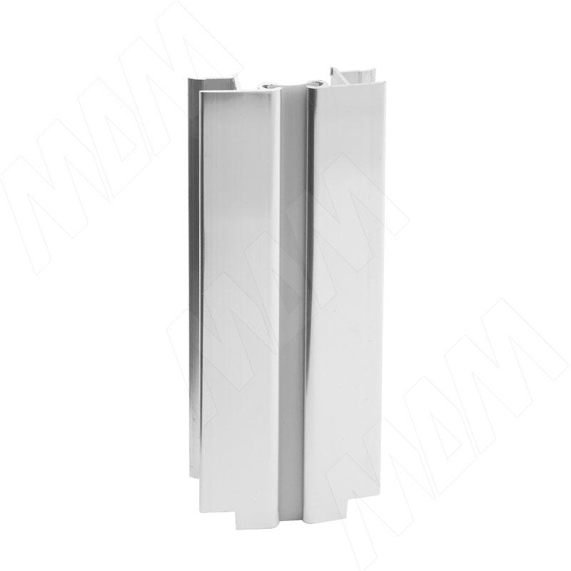 Фото - Мультиуголок алюминиевый (высота 120), алюминий глянцевый (0952.AL.01) мультиуголок алюминиевый высота 150 алюминий глянцевый 0955 al 01