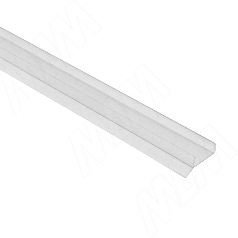 Уплотнитель для цоколя из ДСП 16мм, L=3м (129/16 R)